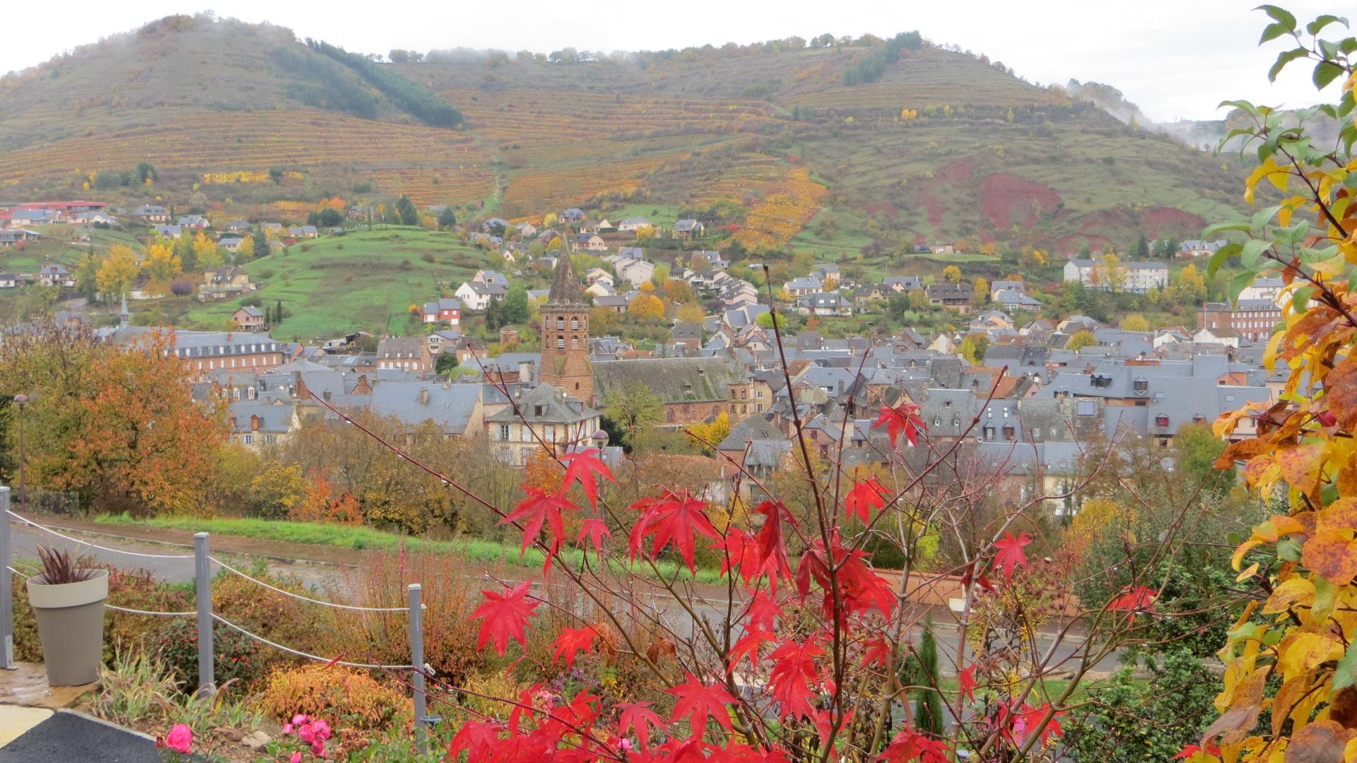 C´té Colline Chambre d h´tes  Marcillac Vallon en Aveyron Accueil